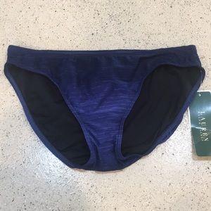 Ralph Lauren ombré bikini bottoms